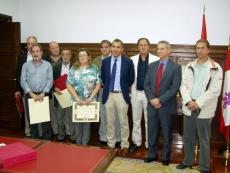 Reconocimiento a funcionarios con 25 años de servicio