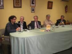 Presentación del libro en la Casa de Soria en Madrid