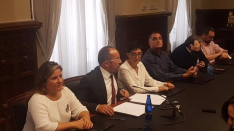 Presentación dos años de legislatura en Diputación