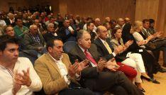 Imagen de la conferencia este miércoles./SN