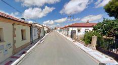 Una calle de La Barriada./SN