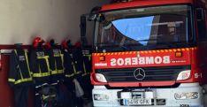 Imagen del parque de bomberos de la capital. /SN