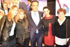Entrega de los premios 'Trufa Negra-J.Belmonte'