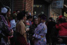 El popular barrio soriano se viste de gala estos días. / SN