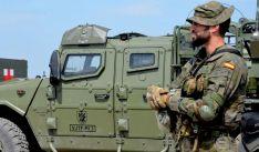Un soldado del Ejército de Tierra. /ET