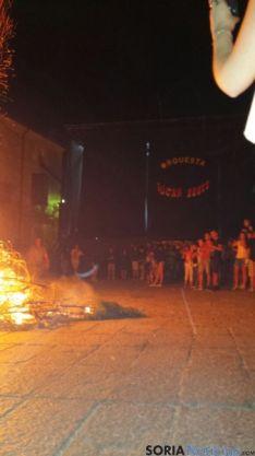 Noche de San Pedro en Vinuesa