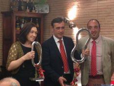 Entrega premio Monreal a Echanove