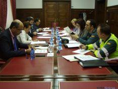 Reunión de la Comisión de Tráfico