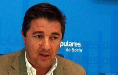 Jesús Peregrina, procurador del PP.