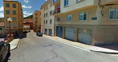 Calle Las Platerías, una de las afectadas./SN