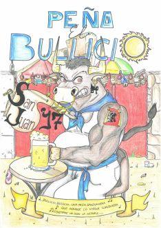 Banderín Peña El Bullicio 2017