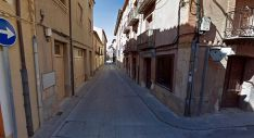 Calle Mayor, en San Esteban de Gormaz. /GM