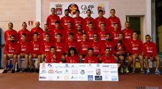 Integrantes del club./FCYL Triatlón