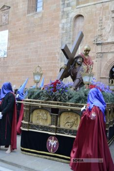 Procesión Viernes Santo. /Patricia Lapresta