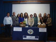 Profesores de Soria, Italia y Reino Unido