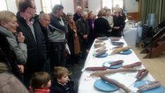 Concurso de chorizo artesanal. /Archivo.