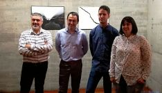 Inauguración de la exposición de Gonzalo Monteseguro en OnPhoto Soria.