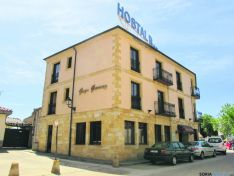 El Hostal Goyo en Garray.