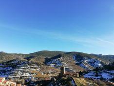 Imagen añadida de Agustín Sandoval, este viernes en Montenegro de Cameros. /AS