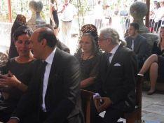 Misa celebrada en La Soledad