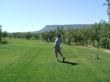 Club de Golf Soria en Pedrajas
