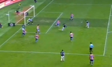 Del Pino logra el primer gol