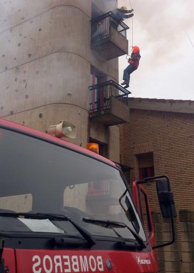 Simulacro del SEIS en Soria