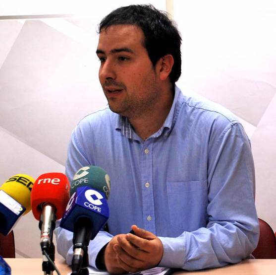 Ángel Hernández, este miércoles