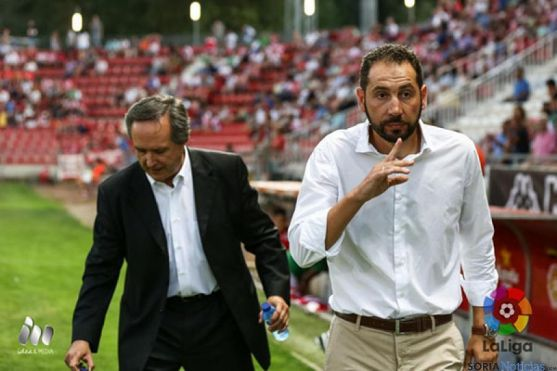 Pablo Machín regresa a Los Pajaritos.