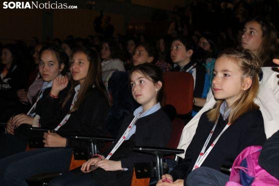 Rompedoras 2019 en el Palacio de la Audiencia. SN