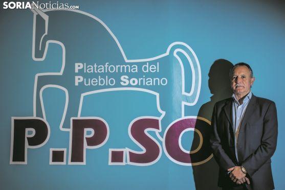 Soria Noticias entrevista a José Antonio de Migueñ. David Almajano