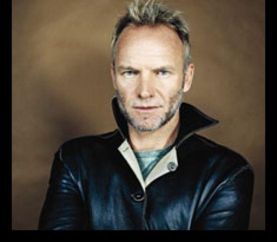 Imagen del cantante británico./Sting