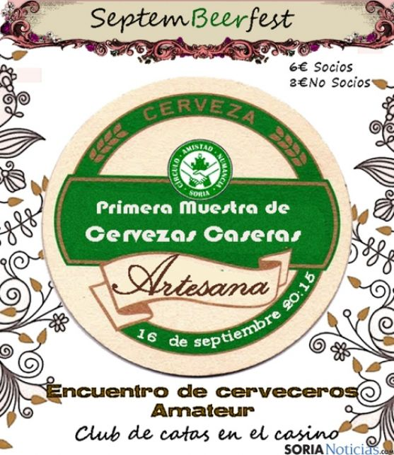 Cartel Cerveceros Amateurs