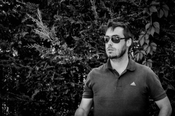 El fotógrafo soriano David Almajano.