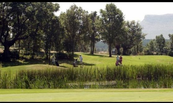 Campo de golf de Pedrajas. Club de Golf Soria