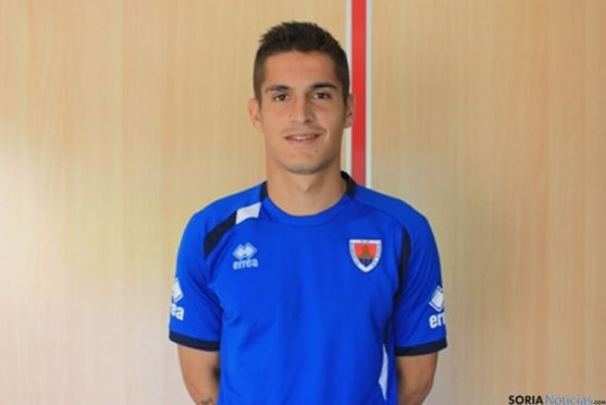 Marc Pedraza/CD Numancia