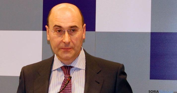 Jesús Manuel Alonso, diputado de Desarrollo Económico y Turismo.