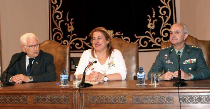 Ruiz Liso, De Gregorio y Arribas esta noche de martes en la Tirso de Molina./S. de G.