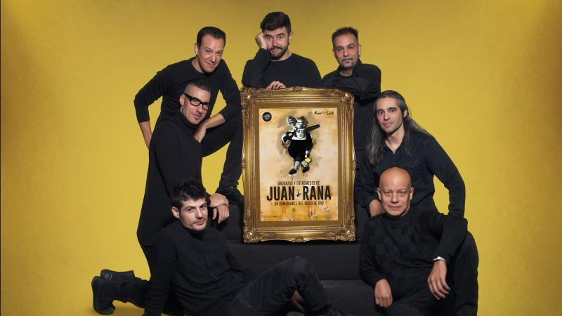 ANDANZAS Y ENTREMESES DE JUAN RANA