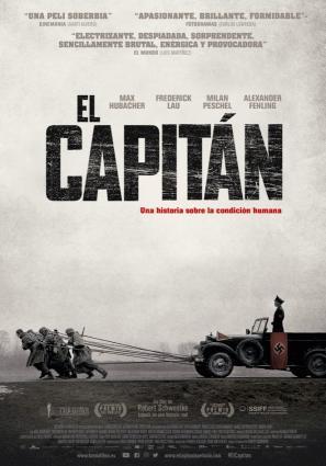 El capitán CINECLUD UNED ( Venta de entradas en taquilla)