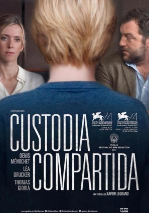 Custodia compartida. CINE CLUB UNED