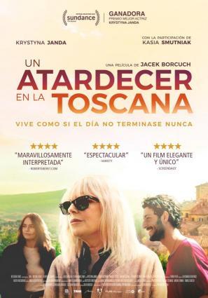 Un atardecer en la Toscana V.O.S.E.