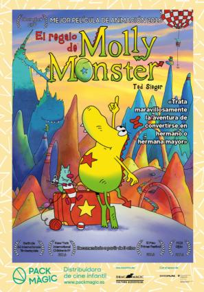 EL REGALO DE MOLLY MONSTER. CINE DE MELÓN