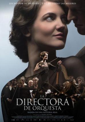 La directora de orquesta V.O.S.E.