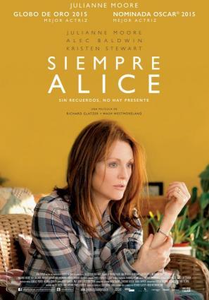 SIEMPRE ALICE (Muestra de Cine Social y Derechos Humanos) AFA Soria. Entrada Gratuita en taquilla.