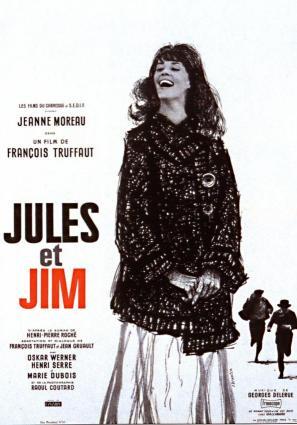 """Jules et Jim V.O.S.E. Ciclo \""""Diferentes formas de amar\"""""""