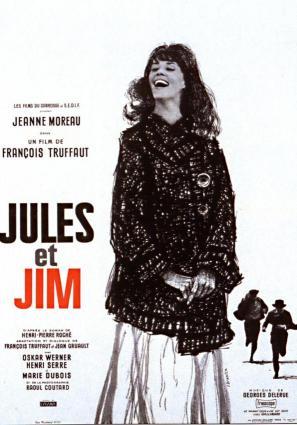 """Jules et Jim. Ciclo \""""Diferentes formas de amar\"""""""