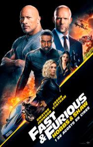 Cartel Fast & Furious: Hobbs & Shaw