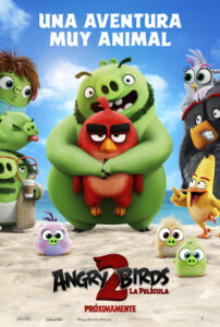 Cartel Angry Birds 2