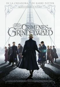 Cartel Animales fantásticos: Los crímenes de Grindelwald